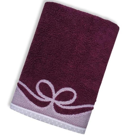 ARCO ŚLIWKOWY ręcznik bawełniany GRENO
