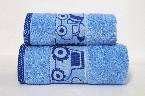 Autka ręcznik bawełniany GRENO