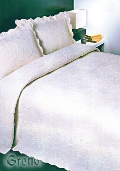 BAROK Narzuta na fotel  Greno lila