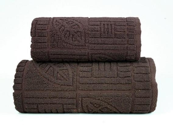 BONITA CZEKOLADOWY ręcznik bawełniany Frotex