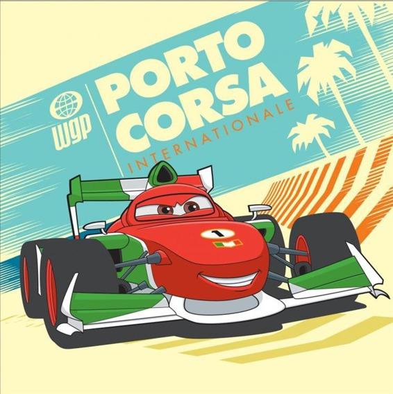 Bajkowy ręcznik 30x30 Detexpol Cars porto corsa