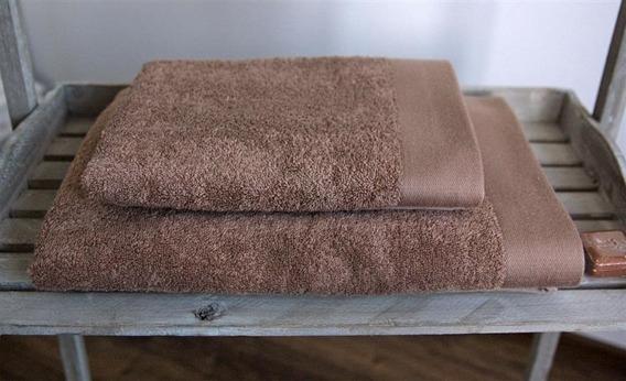 Bamboo Style Karmel Komplet Ręczników Bambusowych Andropol