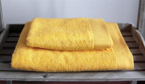 Bamboo Style - Słoneczny ręcznik bambusowy ANDROPOL