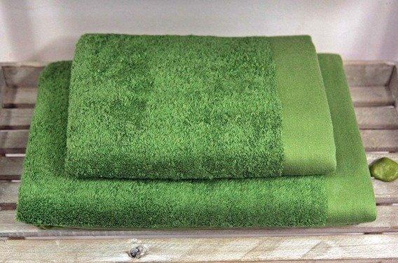 Bamboo Style Zieleń Komplet Ręczników Bambusowych Andropol