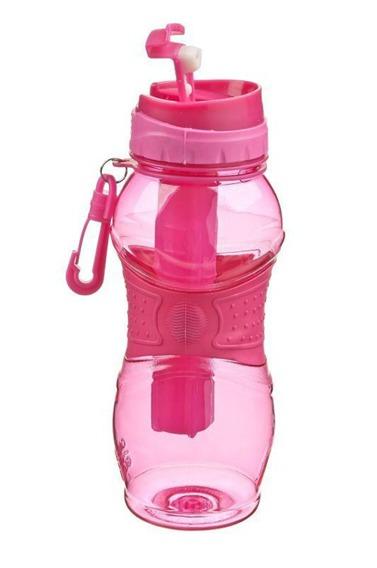 Bidon - butelka do picia RIVIERA Cool Gear, 4 kolory różowy