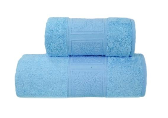 ECCO BAMBOO NIEBIESKI ręcznik bambusowy Greno