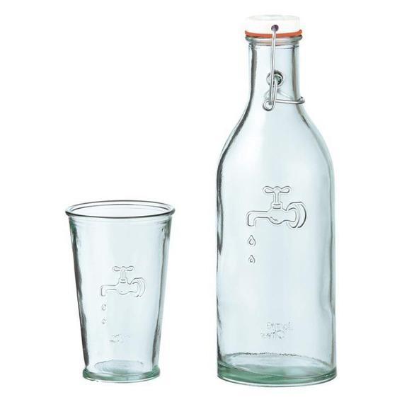 Eko butelka + szklanka Jamie Oliver 800675