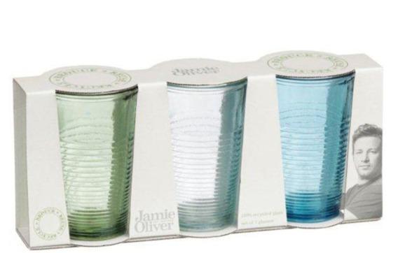 Eko szklanki 3 szt. Jamie Oliver 802380