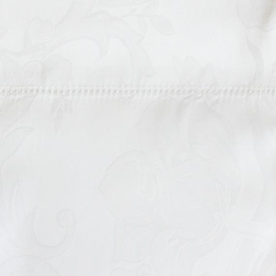 Prześcieradło Adamaszek Wenecki Greno biały
