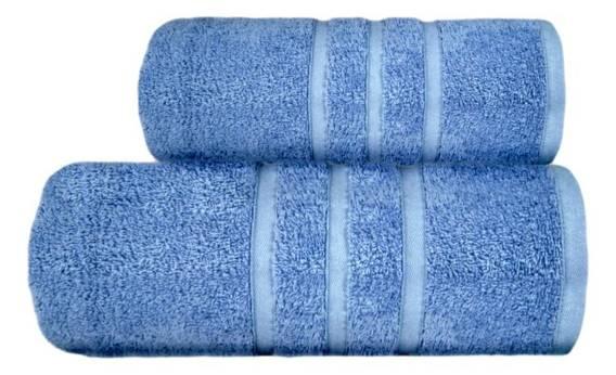 Ręcznik B2B Frotex niebieski