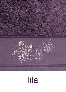 Ręcznik Bawełniany Diament GRENO lila