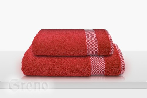Ręcznik Bawełniany GRINGO Frotex brązowy