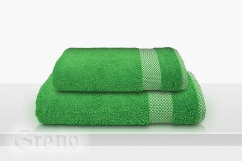 Ręcznik Bawełniany GRINGO Frotex zielony