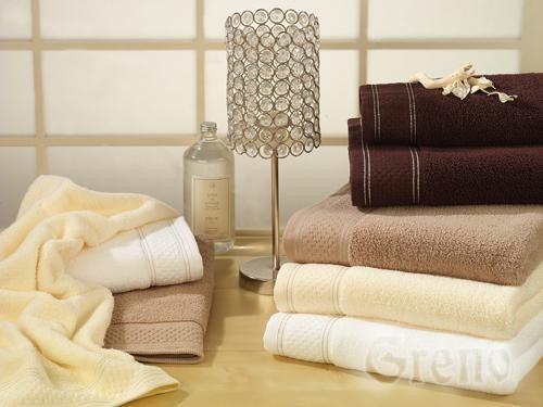 Ręcznik Bawełniany SPA LOVER GRENO brązowy
