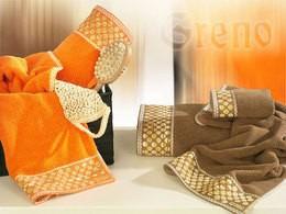 Ręcznik CITY-CARE Greno pomarańczowy