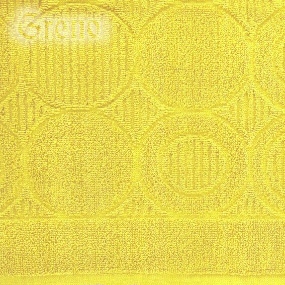 Ręcznik EMMA Greno żółty