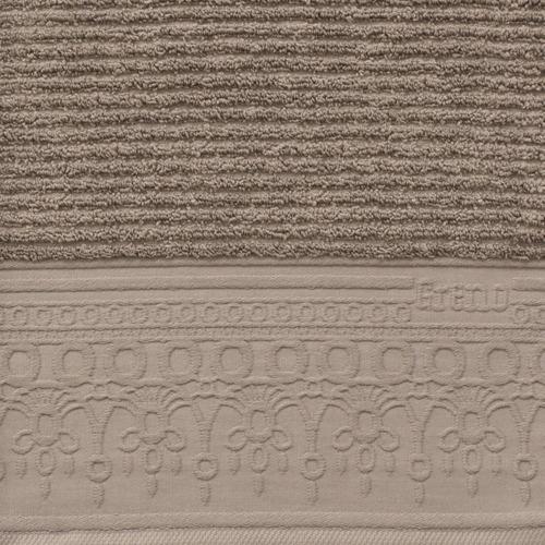 Ręcznik EUPHORIA Greno brązowy