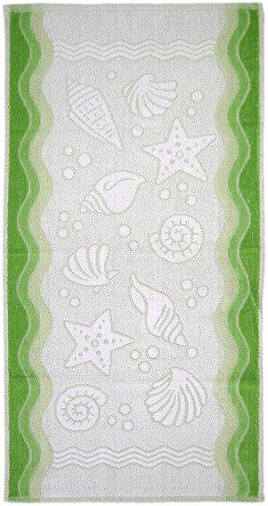 Ręcznik FLORA OCEAN Greno zielony