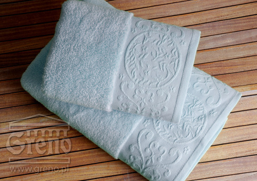 Ręcznik KATE Greno błękitny