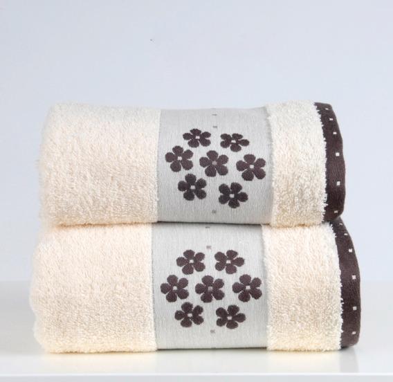 Ręcznik LE GRAND Greno kremowy