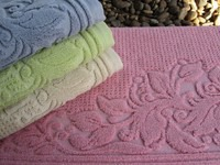 Ręcznik LOARA Greno różowy