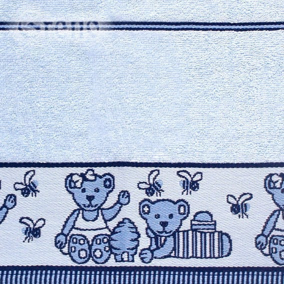 Ręcznik MISIE Greno niebieski