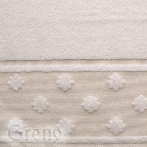Ręcznik RAJ Greno biały