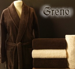 Ręcznik SILK TOUCH Greno brązowy