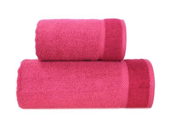 Ręcznik SOFT Greno fuksja new
