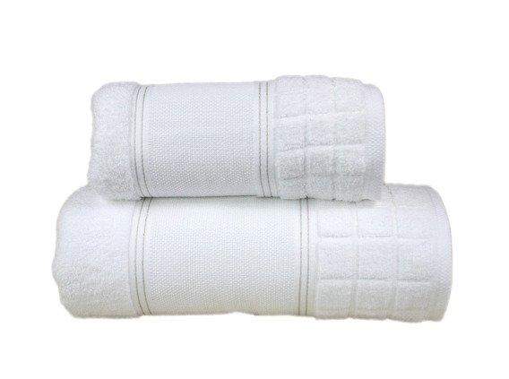 Ręcznik SPECIAL Greno biały