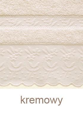 Ręcznik VIANA Greno kremowy