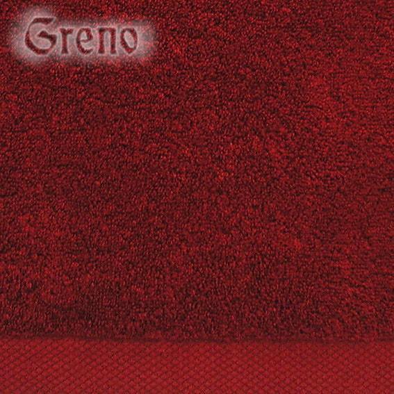 Ręcznik YENA Greno bordowy