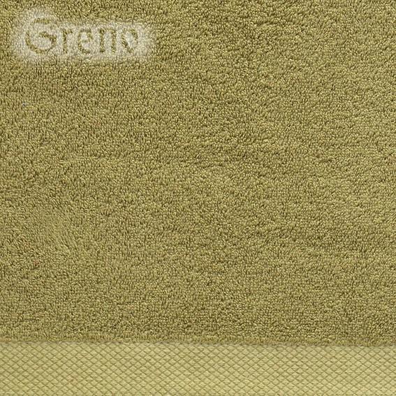 Ręcznik YENA Greno oliwkowy