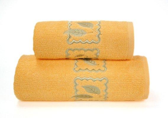 Ręcznik bawełniany GRACJA Greno pomarańczowy