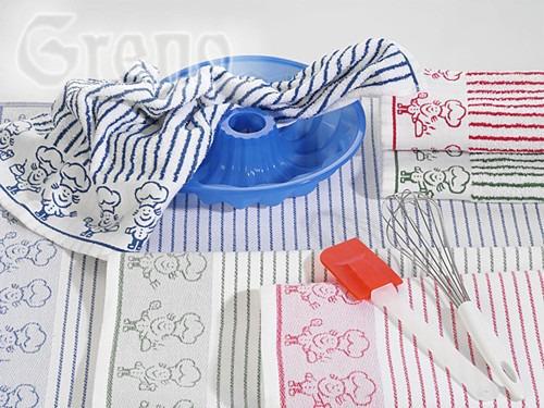 Ręcznik kuchenny COOK Greno niebieski
