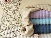 Ręcznik z Bawełny MICROLINE Greno aqua