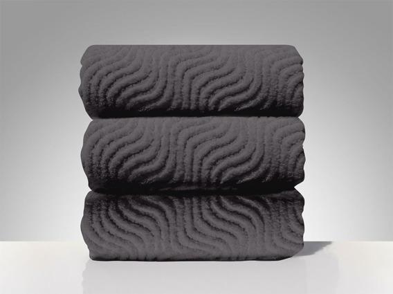 Ręczniki O.K. Greno stalowy