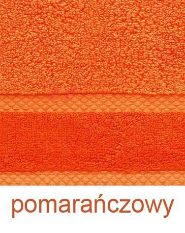 Szlafrok SOFT  Greno pomarańczowy