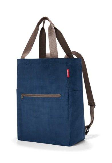 Torba i plecak 2-in-1 Reisenthel dark blue