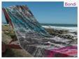 Ręcznik plażowy BONDI 95x185 Greno