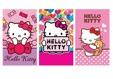 Zestaw 3 Ręczników dla Dzieci HELLO KITTY 30X50 cm